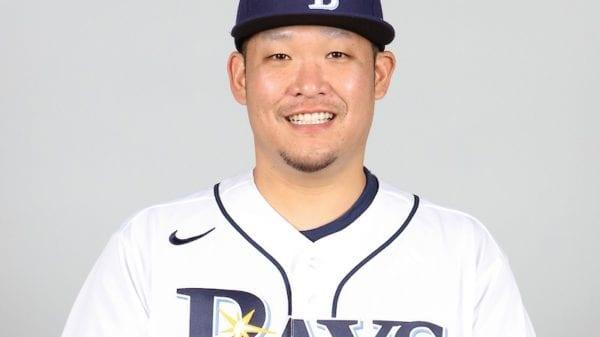 Yoshi Tsutsugo head shot